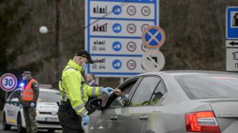 Szlovák határátlépés: ingázóknak is teszt kell