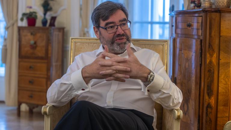 Brit nagykövet az Indexnek: Százezer magyar már bejelentkezett