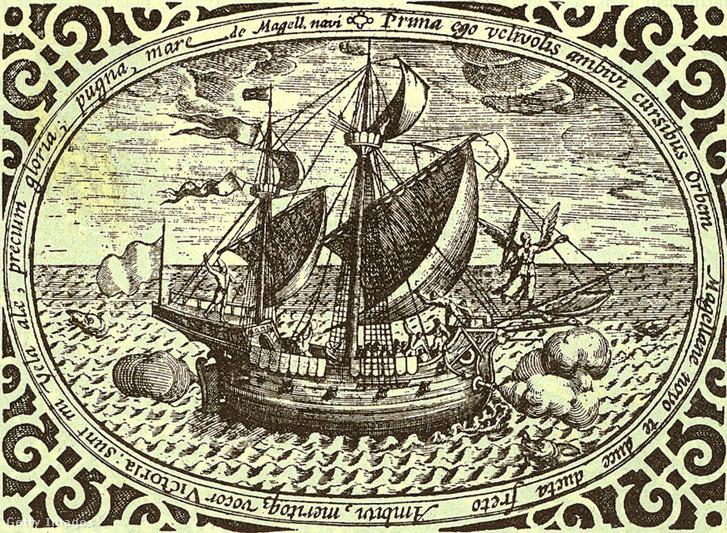 A Victoria nevű hajó
