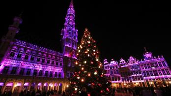 Belgiumban jön az enyhítés, kedden újra kinyithatnak a boltok