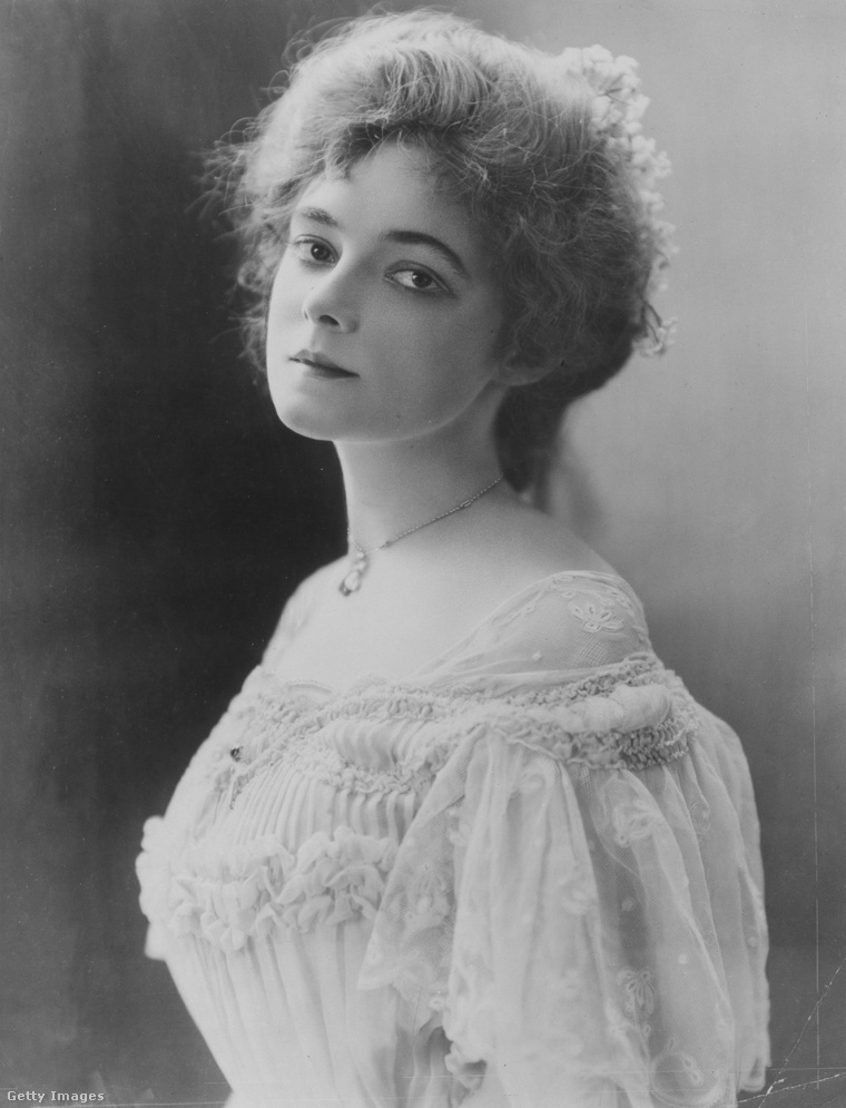 Doro portréja 1907-ből, Németországban készült.
