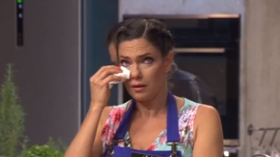 Bódi Sylvi többször is sírva fakadt a Konyhafőnök VIP-ben