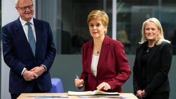 Nicola Sturgeon: sosem volt még ilyen közel a függetlenség