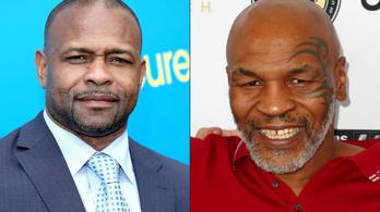 Mérlegeltek a legendák, Mike Tyson 3 deka híján 100 kilót nyom