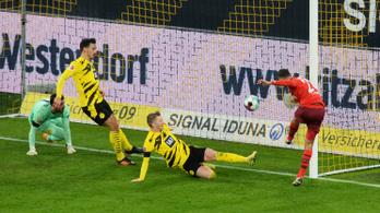 Bombameglepetés: eddig nyeretlen csapattól kapott ki otthon a Dortmund