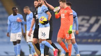 Megint 5–0-ra verte kedvenc ellenfelét a Manchester City