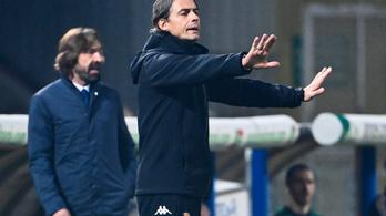 Filippo Inzaghi csapata pontot rabolt a Juventustól