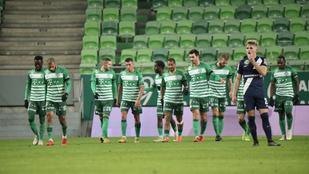 Magabiztosan nyerte otthon az örökrangadót a Ferencváros