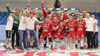 Itt az év kézis meglepetése: a Csurgó nyert a MOL-Pick Szeged otthonában