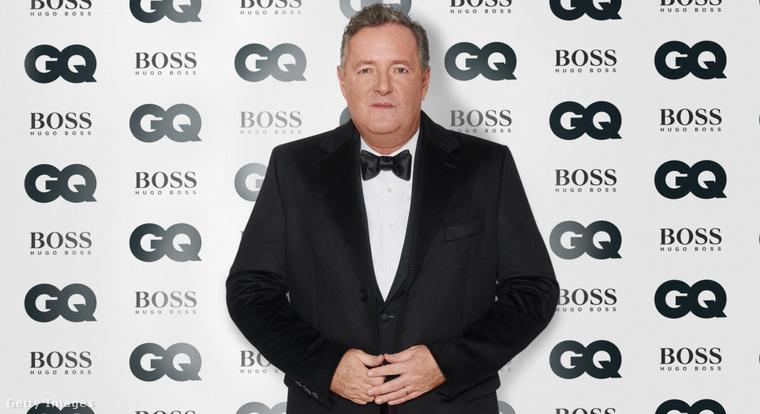 3. Piers Morgan