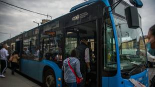 Vasárnap reggelenként pótlóbusz jár az M3 metró helyett a Lehel tér és Kőbánya-Kispest között
