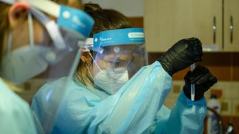 Újabb szomorú rekord: 156 halálos áldozatot követelt a koronavírus