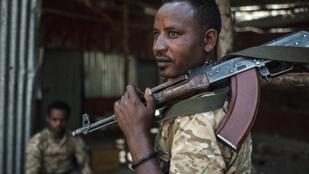 Az etióp hadsereg befejezte a lázadók elleni offenzíváját