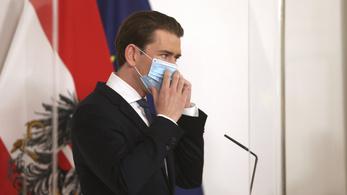 Ausztria: ha teljes zárlat nem is lesz, korlátozások igen