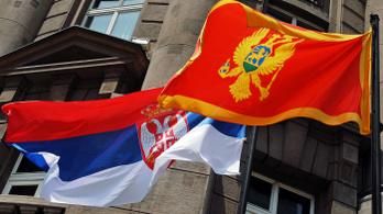 Diplomáciai csetepaté tört ki Szerbia és Montenegró közt