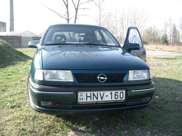 Opel Vectra A 008
