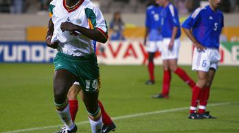 Elhunyt a 2002-es világbajnokság szenegáli hőse