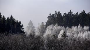 Északkeleten már a tél az úr