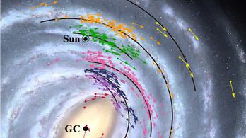 Kétezer fényévvel közelebb kerültünk a központi fekete lyukhoz