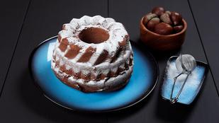Ezt az egyszerű gesztenyés tortát készítsd el az ünnepekre!