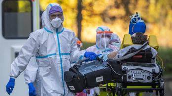 Csehország: a legalacsonyabb napi esetszám hetven nap óta