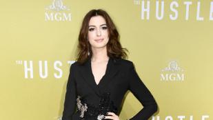 Anne Hathaway-nek a mosás volt a Nagy Töréspont