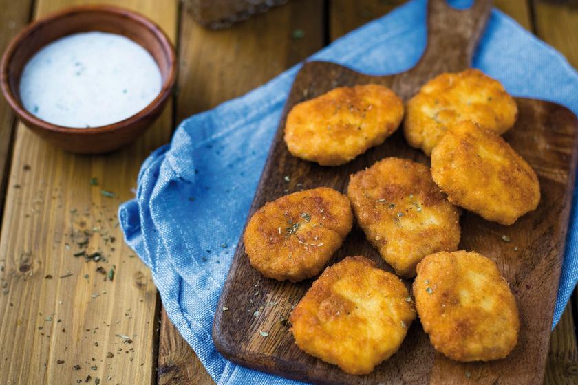 Nuggets recept