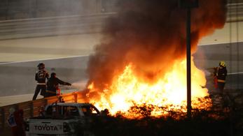 Az FIA vizsgálatot indít Grosjean balesete miatt