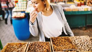 Egészségmegőrzés természetesen: diófélékkel, olajos magvakkal és aszalt gyümölcsökkel