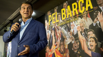 Joan Laporta versenybe száll az FC Barcelona elnöki posztjáért