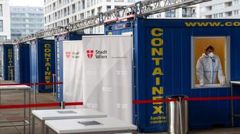 Tesztutcát nyitott Bécs, hogy próbára tegyék a koronavírust