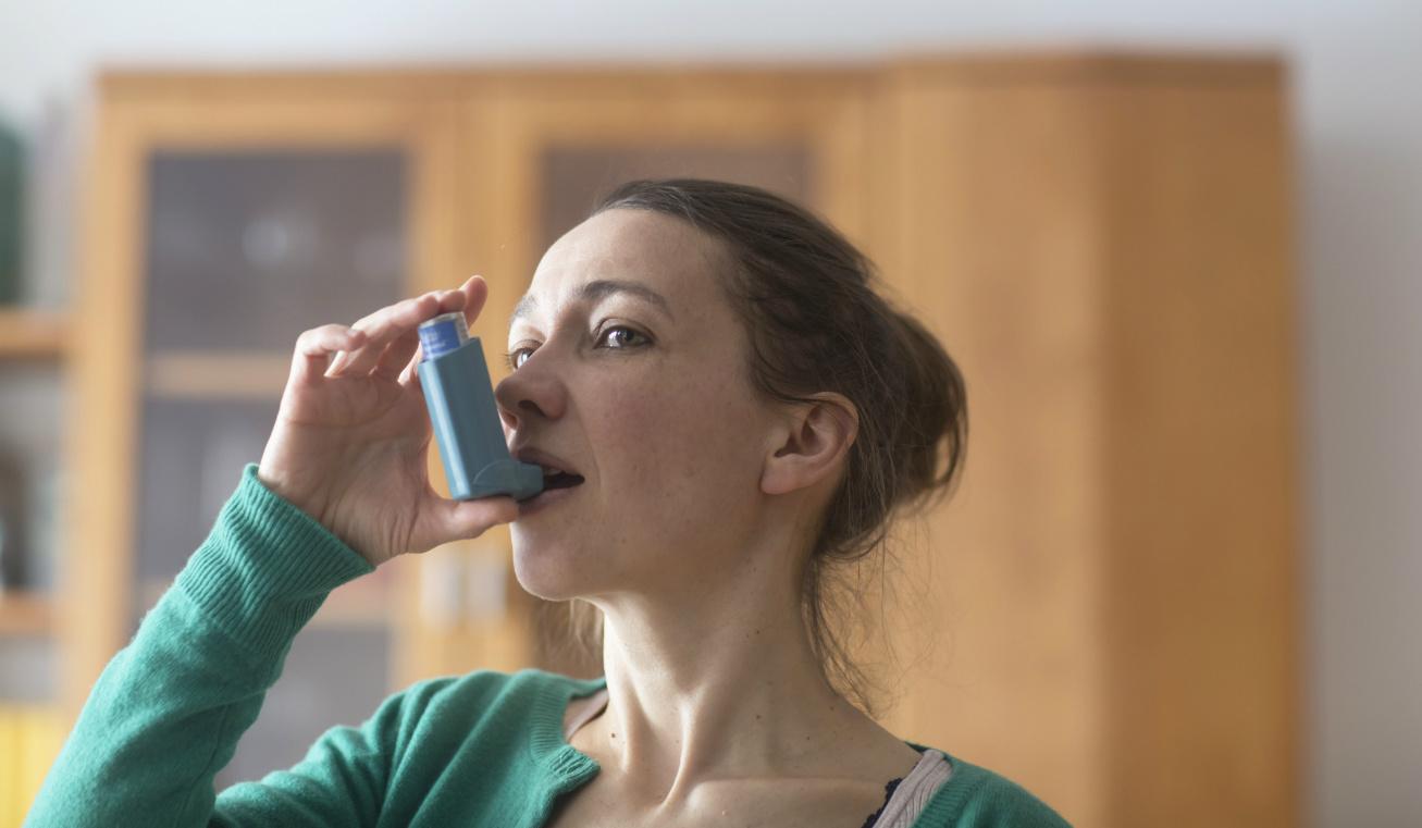 asztma nyitó
