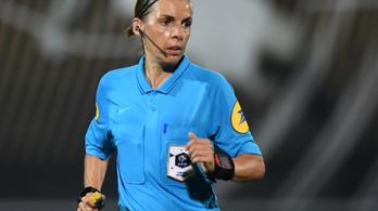 Először fúj női játékvezető a férfi Bajnokok Ligájában, méghozzá a Juventusnak