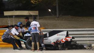 A lottó főnyereménye sem biztos, hogy elég Grosjean autójának megépítésére