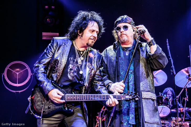 Steve Lukather és Joseph Williams