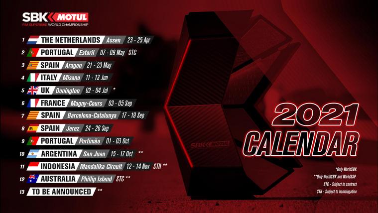 WorldSBK-2021-provisional-calendar