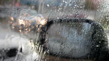 Kisüt a nap, aztán lecsap az országra az ónos eső