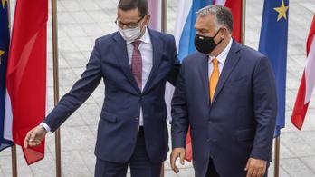 Lengyelország és Magyarország kitart a vétó mellett