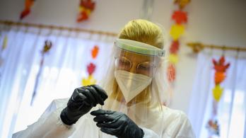 Csökkent az új fertőzöttek száma, elhunyt 154 beteg