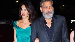 George Clooney a saját édesanyjának érzi magát