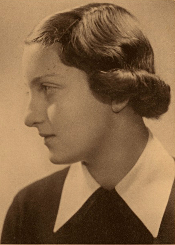Szenes Hanna 1937-ben