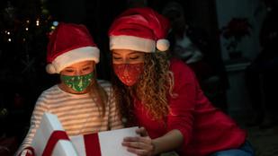 Így teheted emlékezetessé a gyerek számára ezt a furcsa karácsonyt is