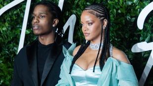 Rihanna (megint) összejött A$AP Rockyval