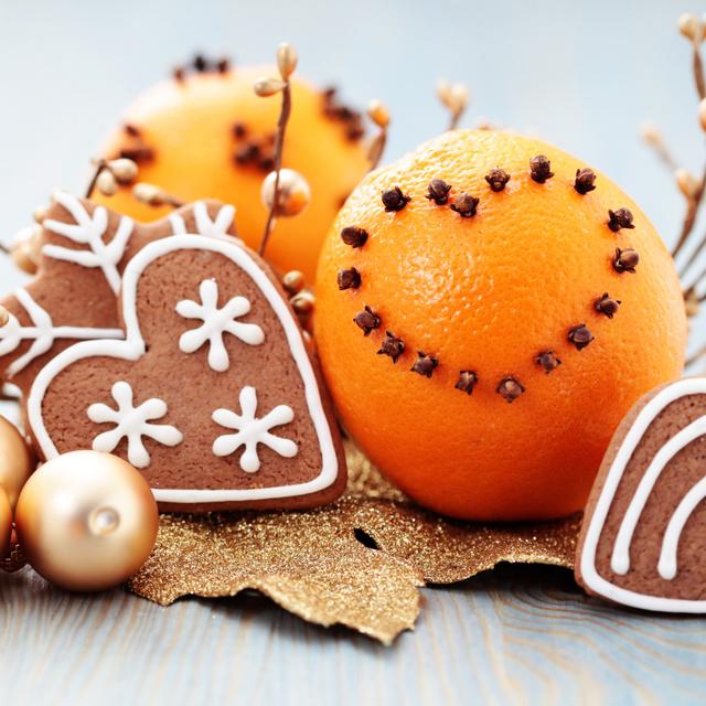 Illatos és gyönyörű díszek narancsból: karácsonyi hangulatot varázsolnak az ünnepek alatt