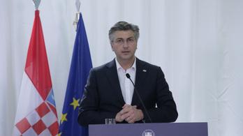 Koronavírusos a horvát miniszterelnök