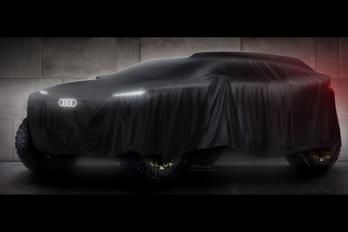A Dakarra, és Le Mans-ba készül az Audi