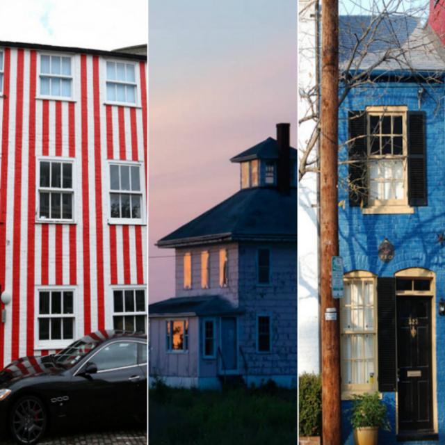 Különleges házak a nagyvilágban, amikkel valakit idegesíteni akartak: bosszúból lettek ilyenek