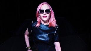 Ritka alkalom: együtt Madonna hat gyereke és egy szerelme