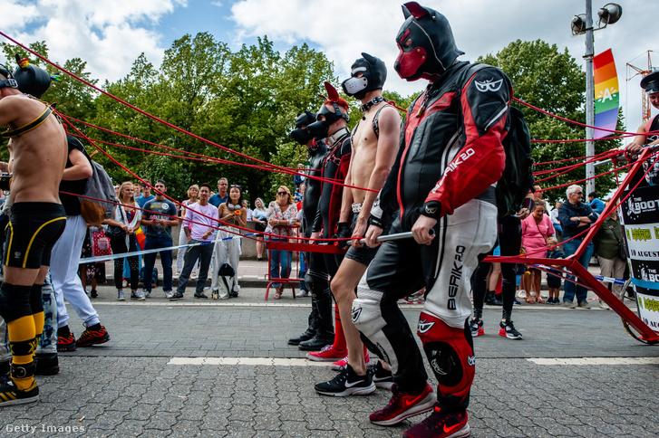 Antwerp Pride 2019-ben