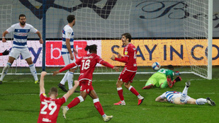 Nagy Ádám góljával nyert a Bristol az angol másodosztályban